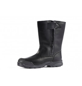 Rock Fall Manitoba Black Cold Temperature Rigger Boot