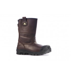 Rock Fall Texas Brown Rigger Boot