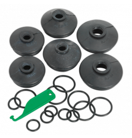 Ball Joint Dust Covers - Car Pack of 6 Assorted