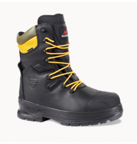 Rock Fall Chatsworth Black Class 3 Chainsaw Safety Boot