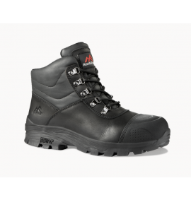 Rock Fall Granite Black Chukka Styled Safety Boot