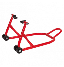 Universal Rear Wheel Stand with Rubber Supports