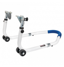 Motorcycle Height Adjustable Front/Rear Combination Stand