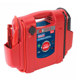 RoadStart® Emergency Jump Starter 12V (1000 Peak Amps)