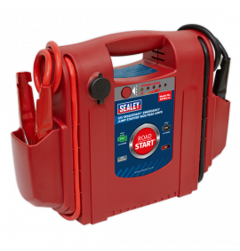 RoadStart® Emergency Jump Starter 12V (1600 Peak Amps)