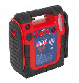 RoadStart® Emergency Jump Starter 12V (750 Peak Amps)