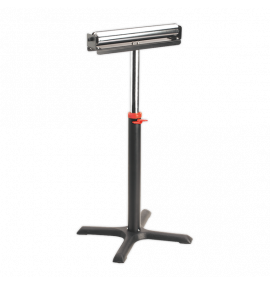 Roller Stand Woodworking Single Roller 90kg Capacity