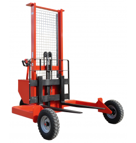 Electric Rough Terrain Pallet Stackers