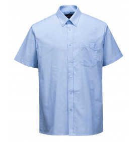 Portwest Easycare Oxford Shirt, Short Sleeves