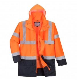 Portwest Essential 5-in-1 Two-Tone Jacket