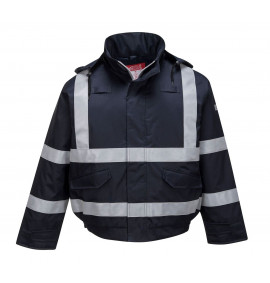 Portwest Bizflame Rain Multi Protection Bomber Jacket