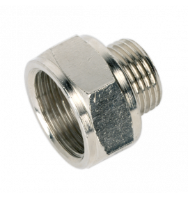 "Adaptor 1/2""BSPT Male to 3/4""BSP Female"
