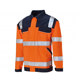 Dickies High Visibility Industry 300 Jacket