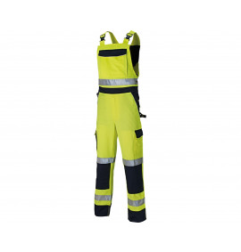 Dickies High Visibility Industry Bib and Brace