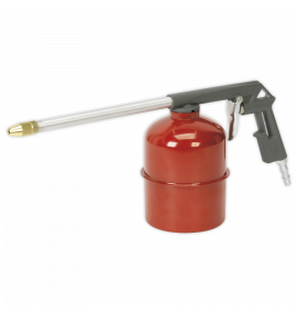 Paraffin Spray Gun