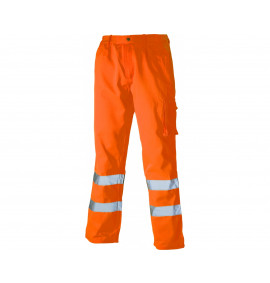 Dickies Hi-Visibility Polycotton Trousers