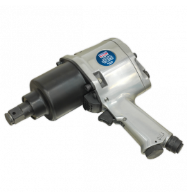 "Air Impact Wrench Super-Duty Heavy - Twin Hammer (3/4""Sq Drive)"