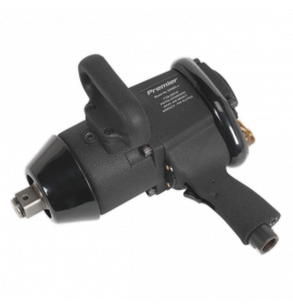 "Air Impact Wrench - Pin Clutch Pistol/Standard Anvil (1""Sq Drive)"
