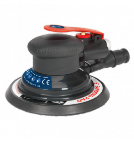 Air Palm Orbital Sander - Dust-Free (Ø150mm)