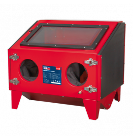 Shot Blasting Cabinet Double Access (695x580x625mm)