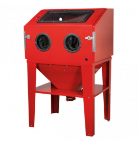 Shot Blasting Cabinet Double Access (960x720x1500mm)