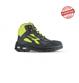 U-Power Red Over Form Safety Boot