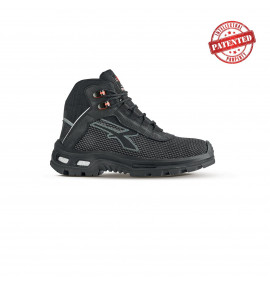 U-Power Red Over Rescue Safety Boot