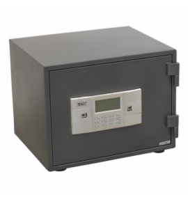 Electronic Combination Fireproof Safe 400 x 330 x 330mm