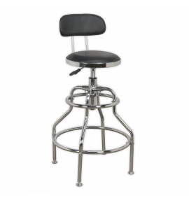Workshop Stool Pneumatic Seat