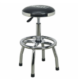 Workshop Stool Heavy-Duty Pneumatic