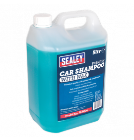Car Shampoo Premium with Wax (5 Litres)
