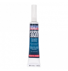 Super Glue Non-Drip Gel 20g Pack of 20