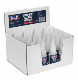 Super Glue Rapid Set 20g Pack of 20