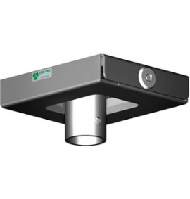 Close Coupled Ceiling Plate - T-T 105-CCCP1-L