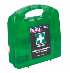 First Aid Kit Medium - BS 8599-1 Compliant