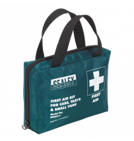 First Aid Kit Medium for Cars, Taxis & Small Vans - BS 8599-2 Compliant