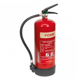 Fire Extinguisher 6ltr Foam