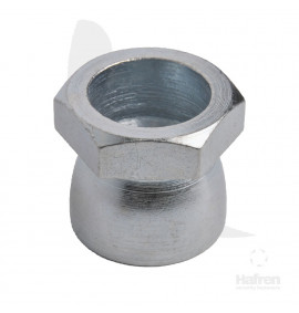 Bright Zinc Plated Shear Nut