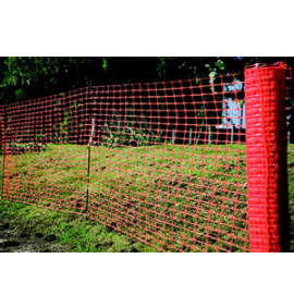 Barrier Fencing - Orange