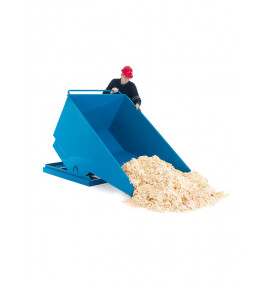 Heavy Duty Tilting Skip