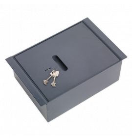 Key Lock Floor Safe 260 x 400 x 140mm