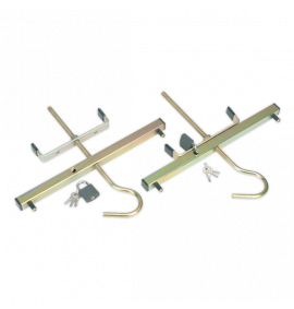 Ladder Roof Rack Clamps