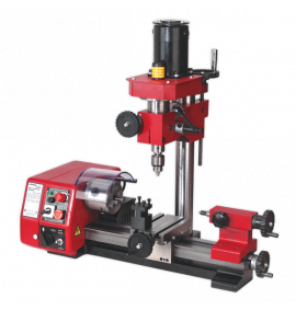 Mini Lathe & Drilling Machine