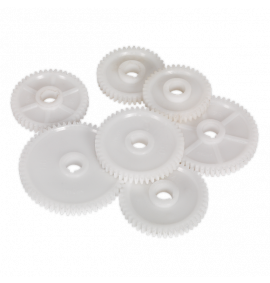 Thread Cutting Gear Kit Metric