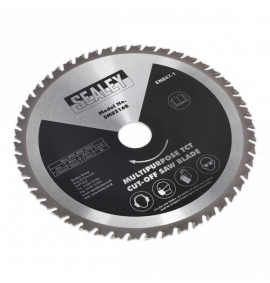 Multipurpose Cut-Off Saw Blade (Ø216 x 2.4mm/Ø30mm)