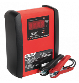 Schumacher Intelligent Speed Charge Battery Charger (6A 12V)