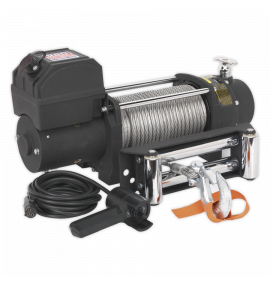 Self Recovery Winch