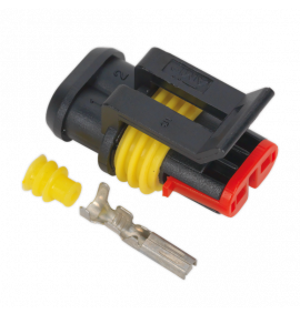 Superseal Connector 2-Way Pack of 50