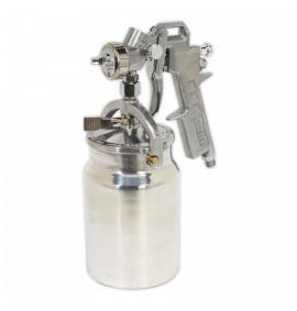 Spray Gun Suction Feed