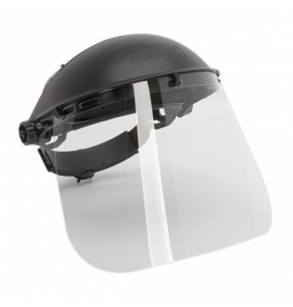 Brow Guard & Full Face Shield Deluxe